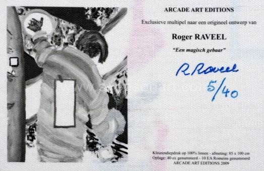 Raveel Roger - Een magisch gebaar