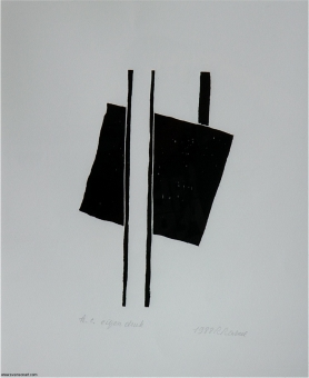 Raveel Roger - Een aanwezige afwezigheid en een zwart vierkant