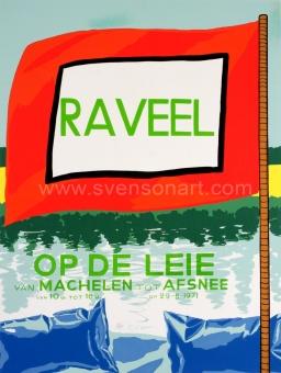 Raveel Roger - Raveel op de Leie
