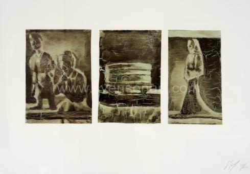 Tuymans Luc - Triptych