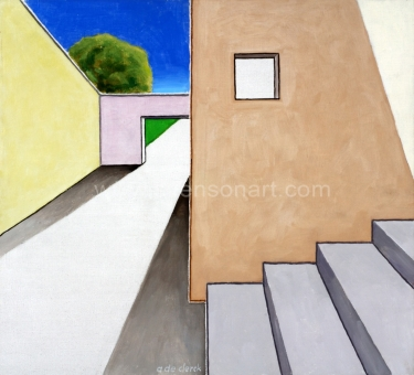 De Clerck Antoon - Architectonische hygiëne I