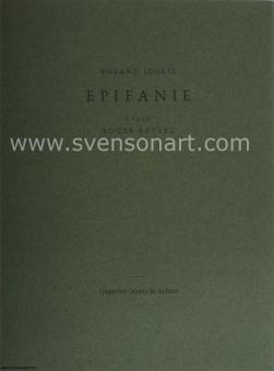 Raveel Roger - Epifanie